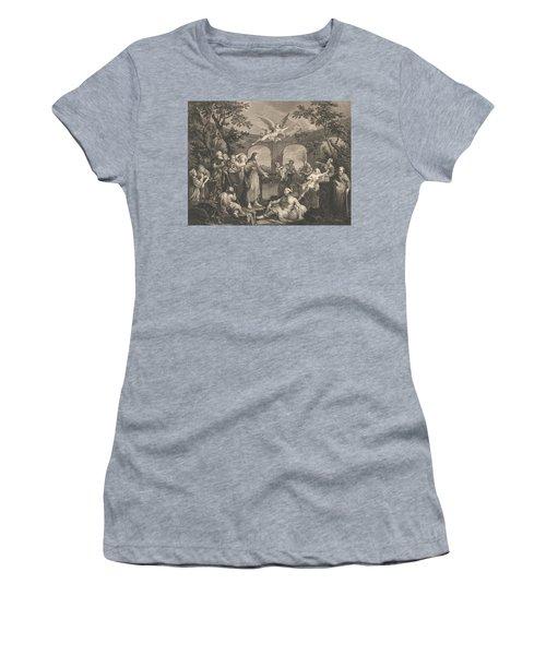 The Pool Of Bethesda Women's T-Shirt
