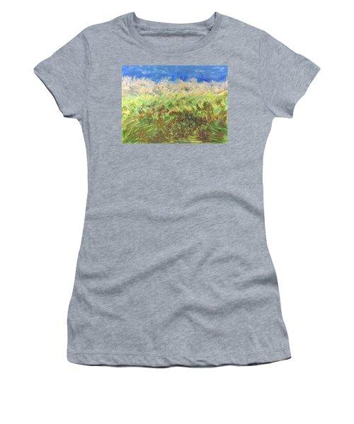 Windy Fields Women's T-Shirt