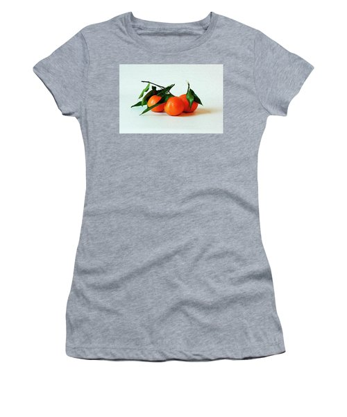 11--01-13 Studio. 3 Clementines Women's T-Shirt