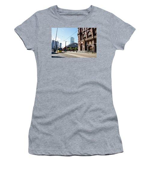 13/09/18  Manchester.  Lower Mosley Street. Women's T-Shirt