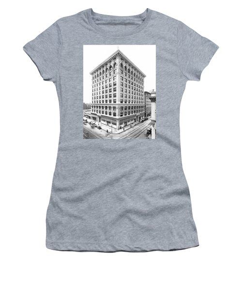 1912 Central Building  Los Angeles  Ca Women's T-Shirt