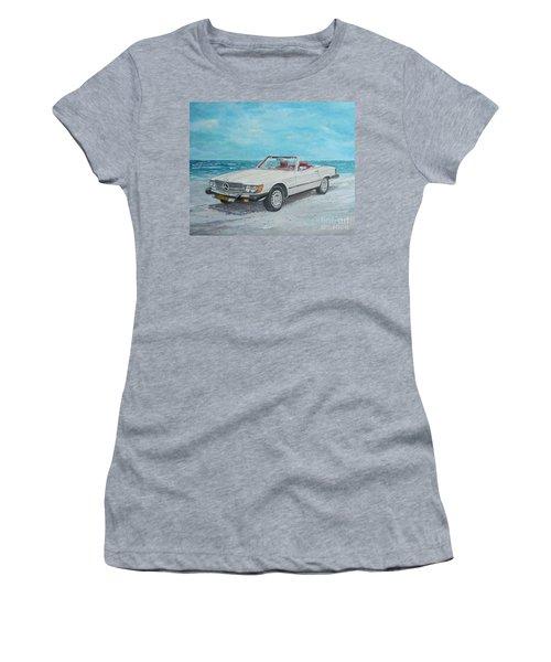 1979 Mercedes 450 Sl Women's T-Shirt