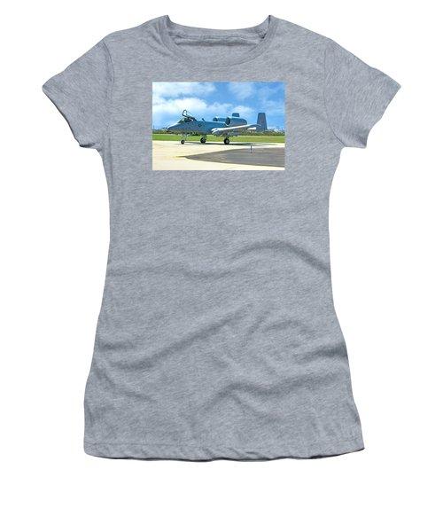 A-10 Warthog Women's T-Shirt