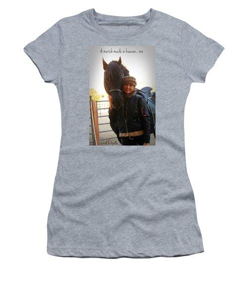 A Match Made In Heaven Women's T-Shirt