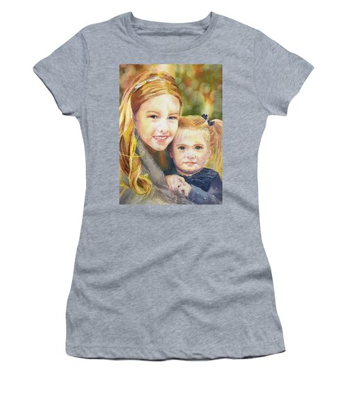 Belle And Maddie Women's T-Shirt