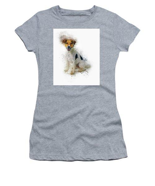 Jack Russell Women's T-Shirt
