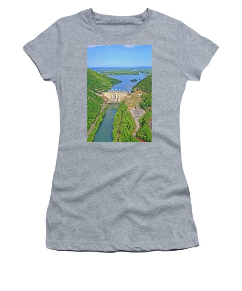 Smith Mountain Lake Dam Women's T-Shirt
