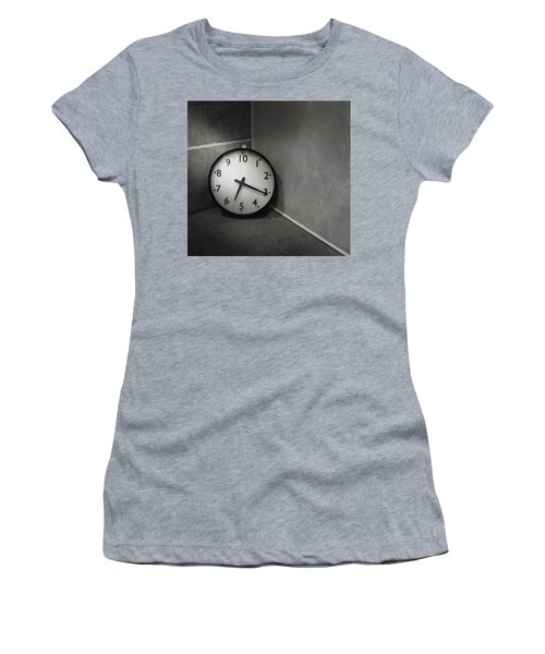Women's T-Shirt featuring the photograph 20 Hours Day by Juan Contreras