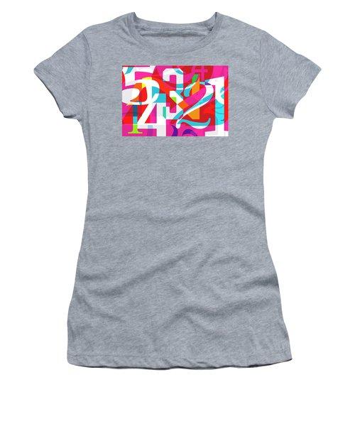 54321 Women's T-Shirt