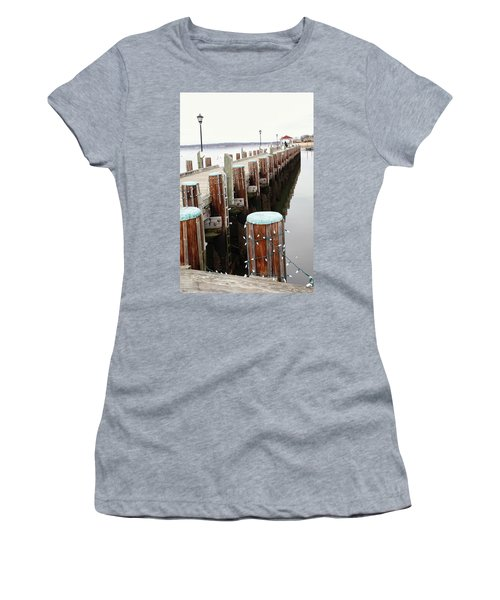 Northport Dock Women's T-Shirt