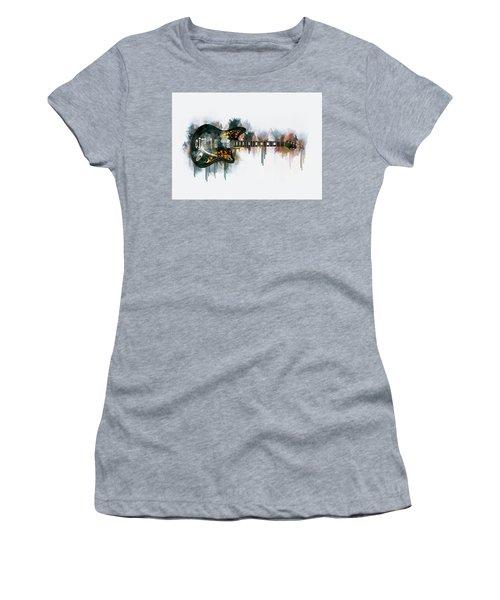Electric Guitar Women's T-Shirt