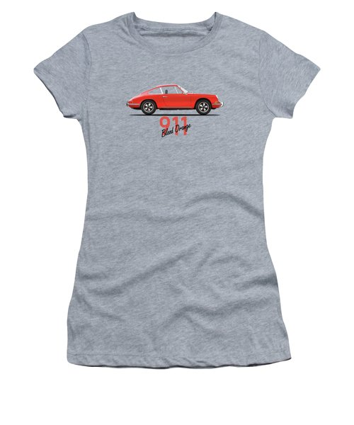 911 Blood Orange Phone Case Women's T-Shirt