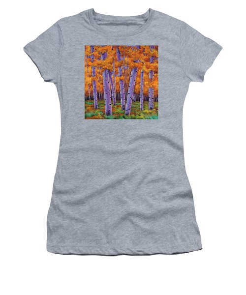 A Chance Encounter Women's T-Shirt
