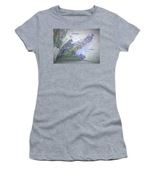 A Gift Of Lavender Women's T-Shirt