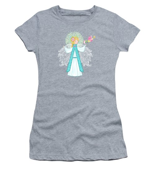 A Is For Angel Women's T-Shirt