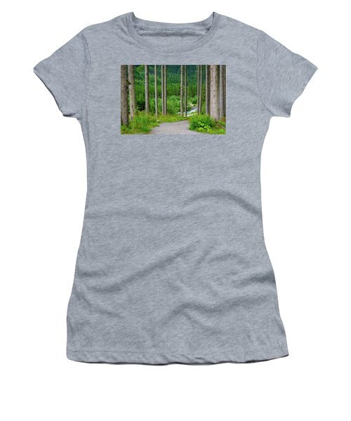 A Path To The River Women's T-Shirt