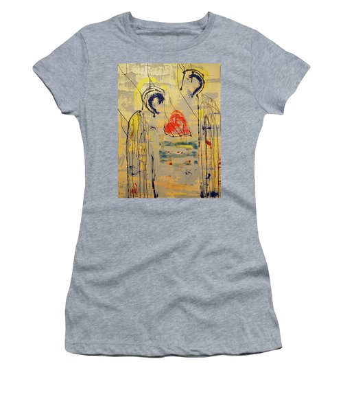 A Thousand Miles Of Sand And Sea Women's T-Shirt