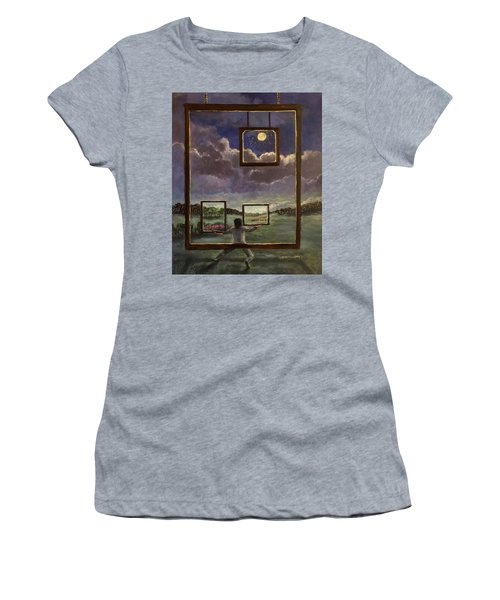A World Of Visions Women's T-Shirt