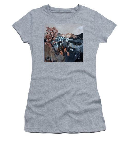 Abstract Landscape Women's T-Shirt