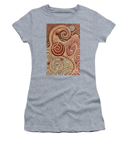 Abstract Spiral 1 Women's T-Shirt
