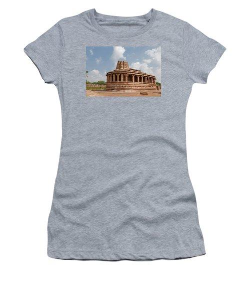 Aihole,durga Temple Women's T-Shirt