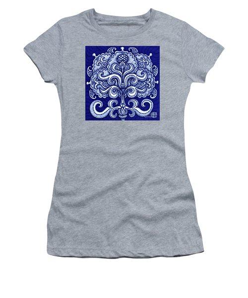 Alien Bloom 2 Women's T-Shirt