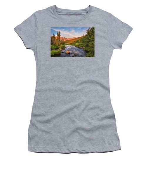 Alpenglow Creek Women's T-Shirt