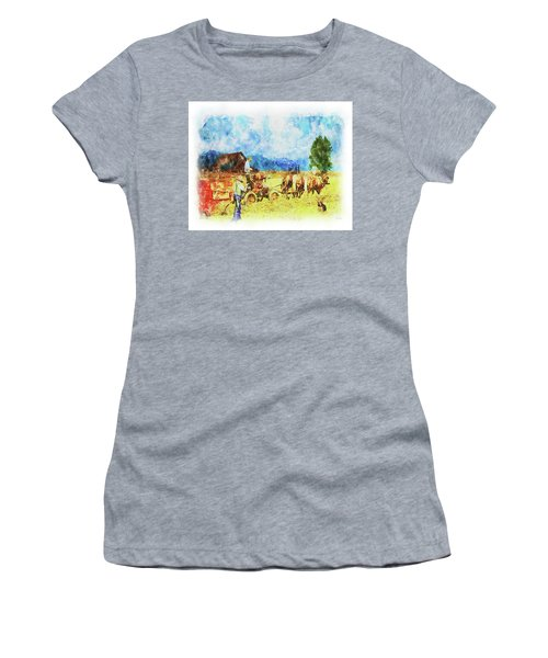 Amish Life Women's T-Shirt