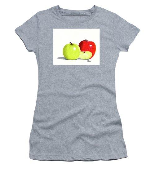 An Apple A Day Women's T-Shirt
