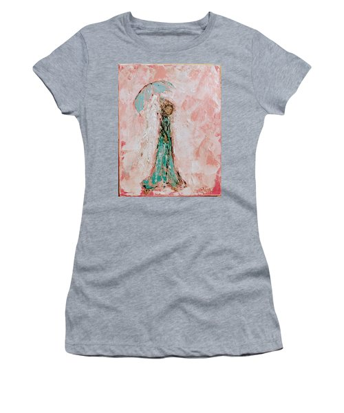 Angel By Your Side Women's T-Shirt