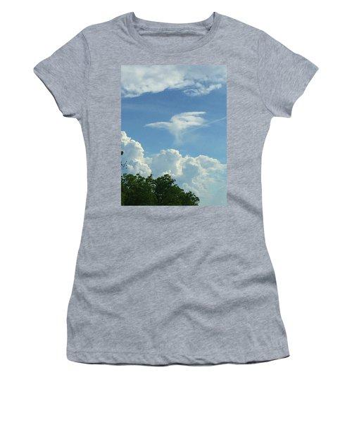 Angel Cloud Appears  Women's T-Shirt