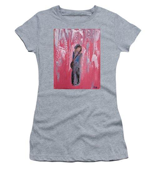 Angel For Peer Pressure Women's T-Shirt