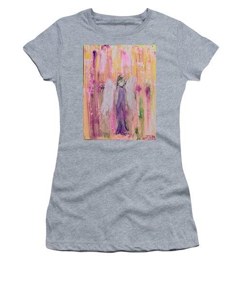 Angel In  Paradise Women's T-Shirt