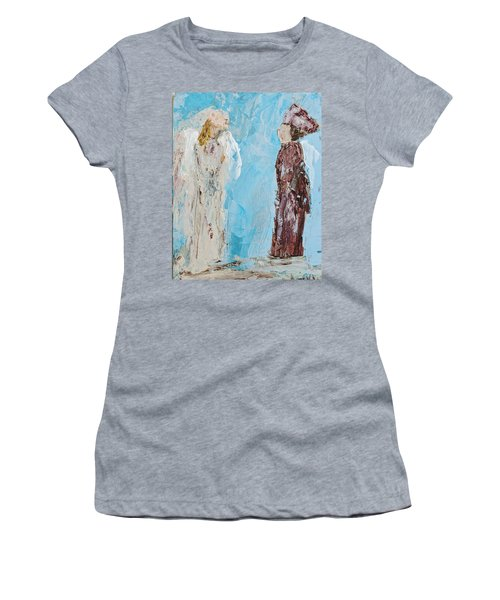Angel Of Wisdom Women's T-Shirt
