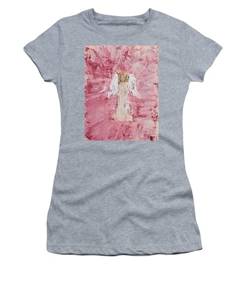 Angel Was Lost But Now Is Found  Women's T-Shirt