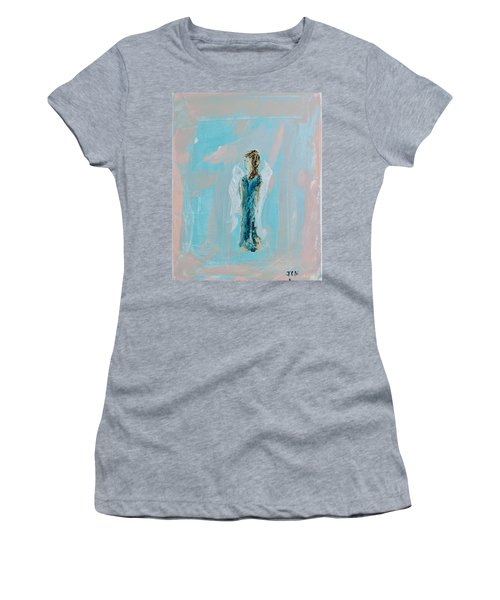 Angel With Character Women's T-Shirt