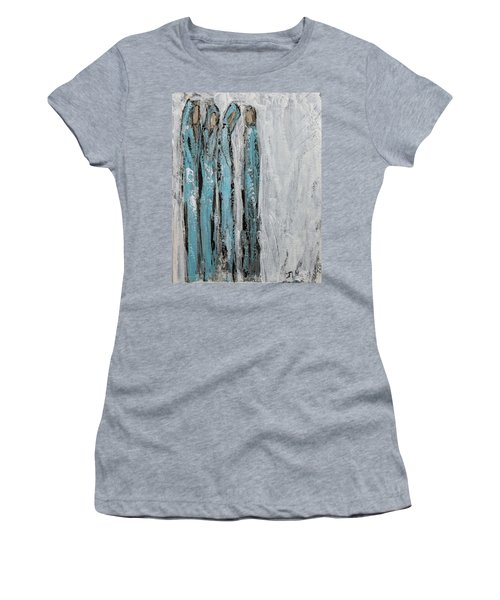 Angels For Forgiveness  Women's T-Shirt