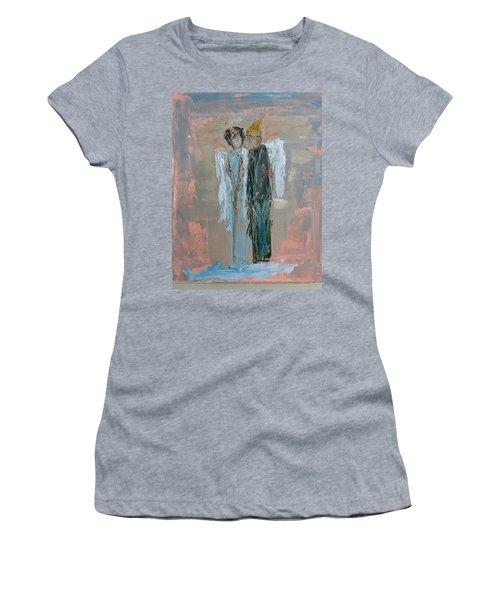 Angels In Love Women's T-Shirt