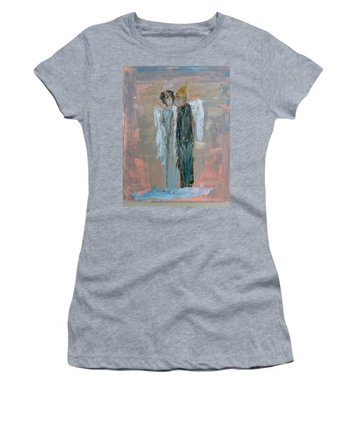 Angels In Love Women's T-Shirt