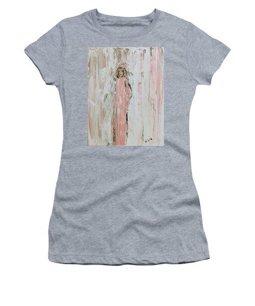 Angels In Pink Women's T-Shirt