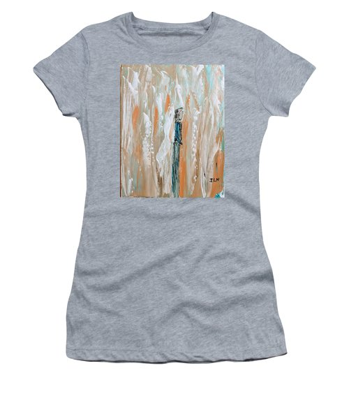 Angels In The Midst Of Every Day Life Women's T-Shirt