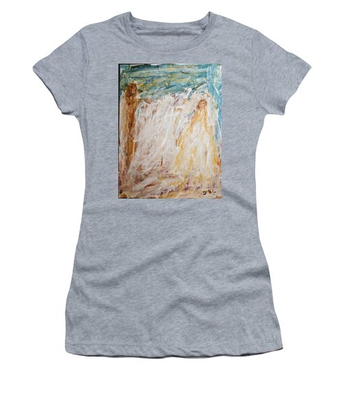 Angels Of Peace Women's T-Shirt