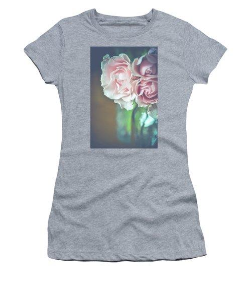 Antique Roses Women's T-Shirt