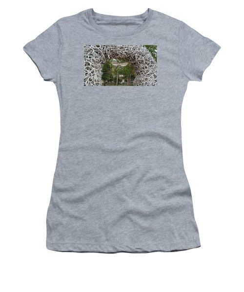 Antler Arch  Women's T-Shirt