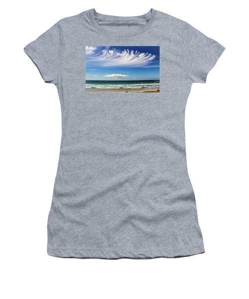 Aotearoa - The Long White Cloud, New Zealand Women's T-Shirt