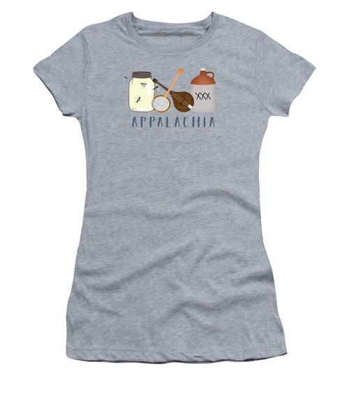 Appalachia Music Women's T-Shirt