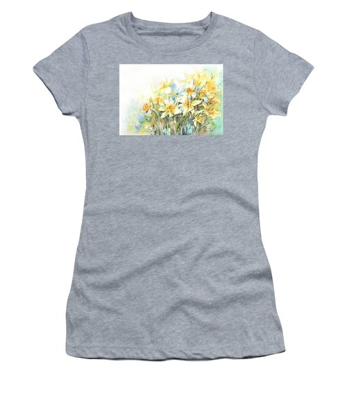 April Yellows Women's T-Shirt
