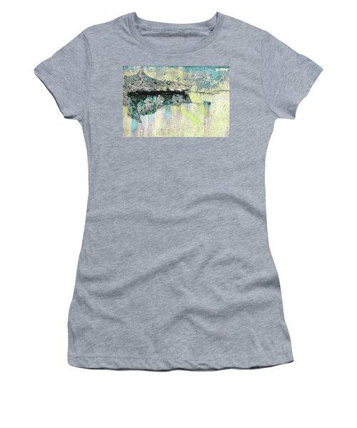 Women's T-Shirt featuring the photograph Art Print Abstract 24 by Harry Gruenert