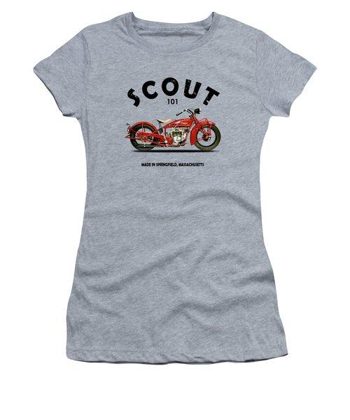Indian Scout 101 1929 Women's T-Shirt