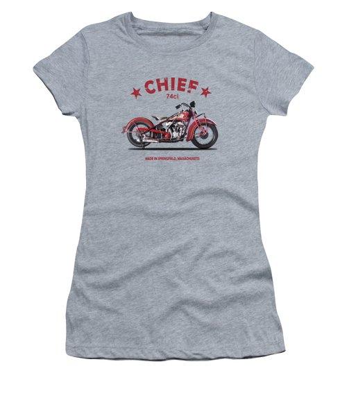 Indian Chief 1939 Women's T-Shirt